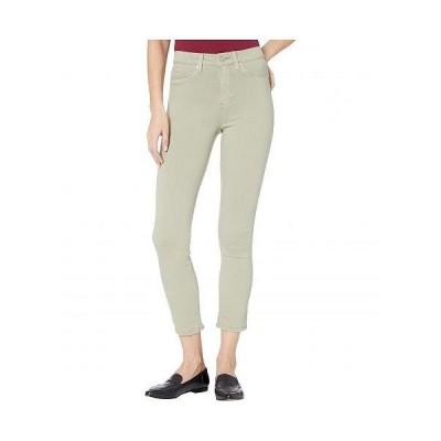 Hudson Jeans ハドソン ジーンズ レディース 女性用 ファッション ジーンズ デニム Barbara High-Rise Skinny Crop in Laurel - Laurel