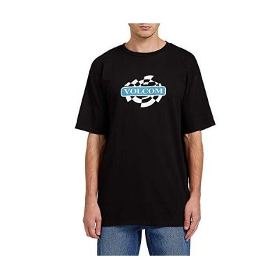 VOLCOMボルコム 2020春夏 OVAL TRACK S/S TEE メンズ Tシャツ 半袖 スケートボード サーフィン アウトドア S/M/L