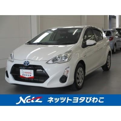 アクア 1.5 S トヨタ認定中古車・HV保証