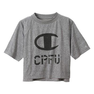 ウィメンズ Tシャツ CPFU チャンピオン(CW-RS324)