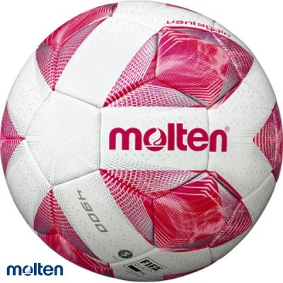 モルテン ヴァンタッジオ4900 芝用 5号 F5A4900P ( サッカー フットサル ボール サッカーボール 5号 )