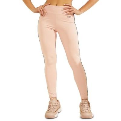 ゲス カジュアルパンツ ボトムス レディース Pull-On Leggings Pink Roses