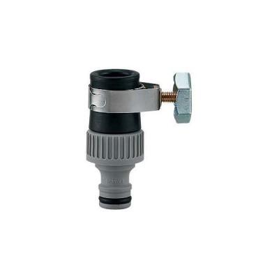 屋外散水部品,水道ホース接続用,ゴム口金(13ミリ水栓取付用)
