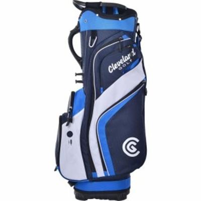 クリーブランド Cleveland ユニセックス ゴルフ カートバッグ CG Cart Bag Navy/Royal/White
