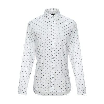 パトリツィア ペペ PATRIZIA PEPE シャツ ホワイト 46 コットン 100% シャツ