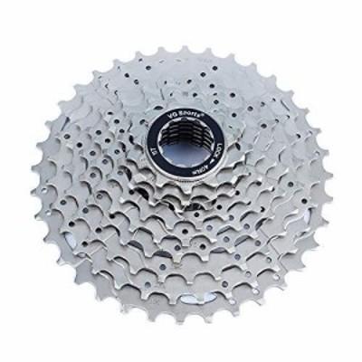 送料無料 VG 11-36T 9 Speed MTB Cassette Bicycle Freewheel Sprocket CDG 36T 9S Mountain Bike Freewheel Ultralight 392g Silvery