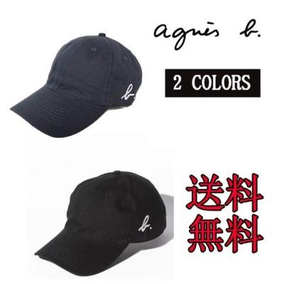 Agnes b アニエスベー  横ロゴ キャップ 大人気 CASQUETTE b. キャップ  男女兼用 送料無料