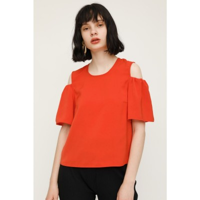 OPEN SHOULDER TOPS ORG