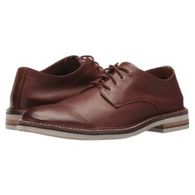 ボストニアン メンズ ドレスシューズ シューズ Dezmin Plain Brown Leather