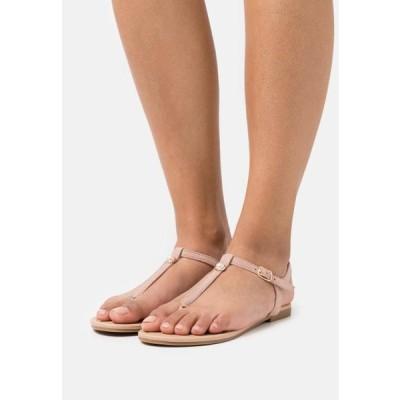 アンナフィールド レディース 靴 シューズ T-bar sandals - light pink