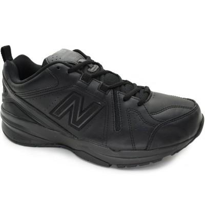 ニューバランス MX608S K5 BLACK ブラック MEN'S メンズ NEW BALANCE 幅広4E フィットネス ウォーキング ジョギング トレーニング ローカット スニーカー