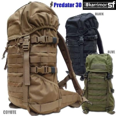karrimor SF Predator 30・ カリマー SF プレデター 30