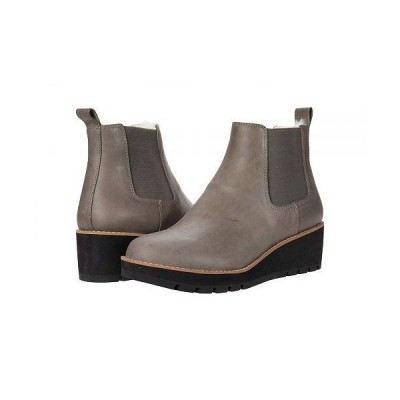 Eileen Fisher アイリーンフィッシャー レディース 女性用 シューズ 靴 ブーツ チェルシーブーツ アンクル Cozy - Moon Leather