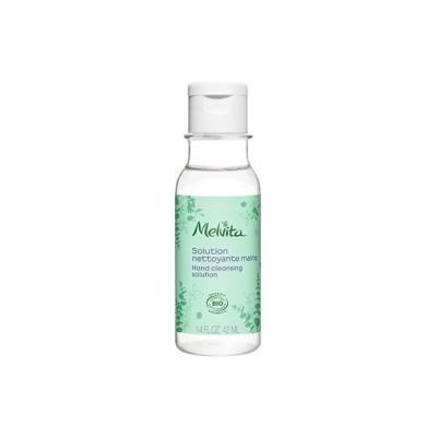 エッセンスBIO グリーンハンドジェル  メルヴィータ (Melvita)   スキンケア > ボディケア > ハンドジェル 42mL