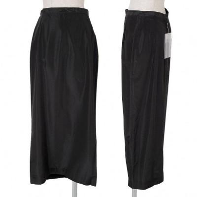 ヨウジヤマモト コスチュームYohji Yamamoto COSTUME プロミックスAラインスカート 黒2 【レディース】