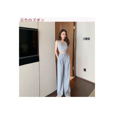 【送料無料】彼 本 風 気質 女神 モデル 洋服 セット 夏 薄いスタイル ピンクガーター ドレープ | 346770_A62817-1057404
