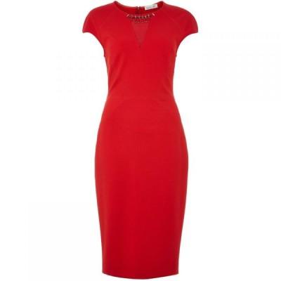 ダンセル Damsel in a Dress レディース ワンピース ワンピース・ドレス Jova Dress Red