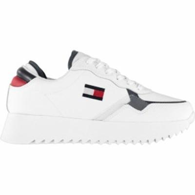 トミー ジーンズ Tommy Jeans レディース スニーカー シューズ・靴 cleated sneakers RWB K