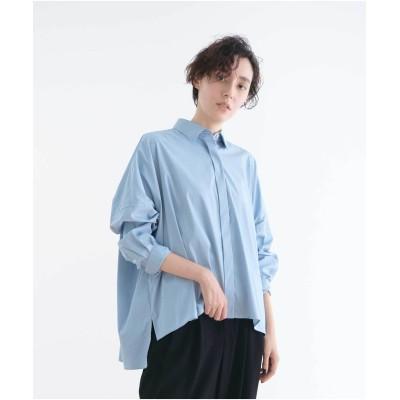 【洗える&ノンアイロン】SOPHIE/ ワイドワイズシャツ