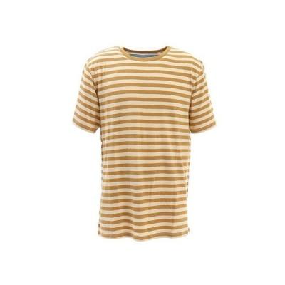 サルバドール(SLVDR) BRICK 半袖Tシャツ SD35JA75 KHA (メンズ)