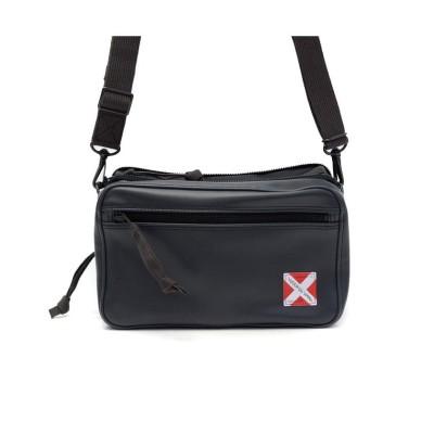 (PORTER/ポーター)吉田カバン ラゲッジレーベル ライナー ショルダーバッグ LUGGAGE LABEL LINER SHOULDER BAG PORTER 951-09242/ユニセックス ブラック