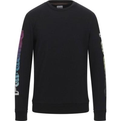 ポールスミス PAUL SMITH メンズ スウェット・トレーナー トップス Sweatshirt Black