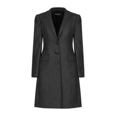ドルチェ & ガッバーナ DOLCE & GABBANA コート スチールグレー 40 バージンウール 100% コート