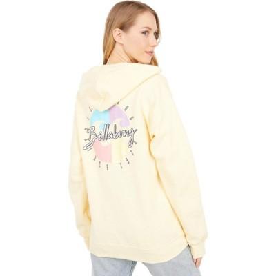 ビラボン Billabong レディース パーカー トップス Surfari Pullover Hoodie Light Honey