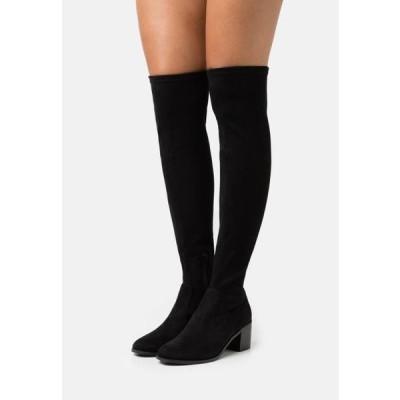 ミネリ レディース 靴 シューズ Over-the-knee boots - noir