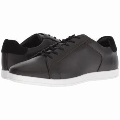 カルバンクライン スニーカー Maine Dark Brown Smooth Calf Leather/Calf Suede
