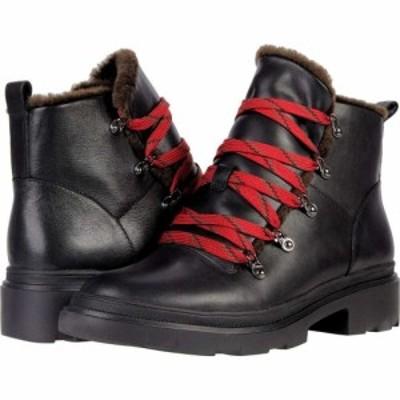 ナチュラライザー Naturalizer レディース ブーツ シューズ・靴 Julian Waterproof Black Leather