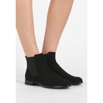 プリティ・バレリーナ ブーツ&レインブーツ レディース シューズ CROSTINA - Ankle boots - black