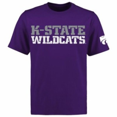 Fanatics Branded ファナティクス ブランド スポーツ用品  Kansas State Wildcats Purple Liberty T-Shirt