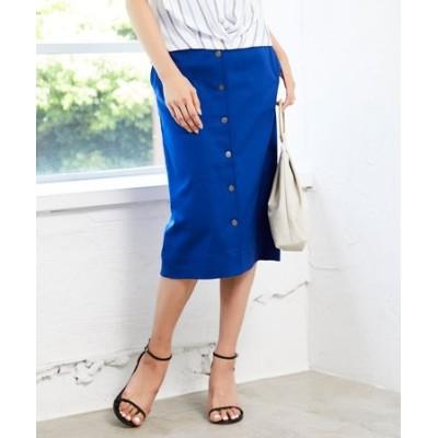 【吸水速乾】ストレッチカラー スカート