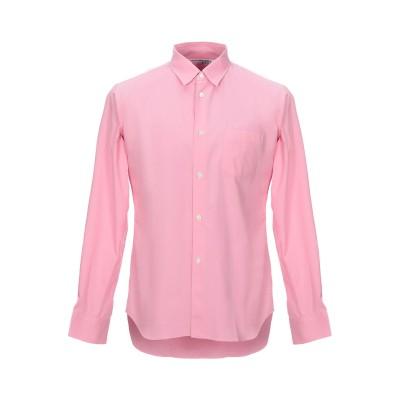 COMME des GARÇONS SHIRT シャツ ピンク S コットン 100% シャツ