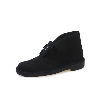 [クラークス] ブーツ デザートブーツ(旧仕様) 26107162 ブラックスエード 24 cm