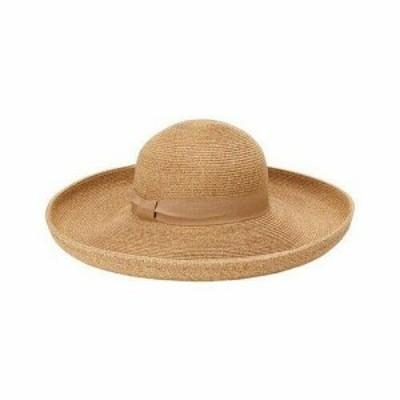 San Diego Hat  ファッション 帽子 San Diego Hat Company Womens  Ultrabraid Turn Up Brim Sun Hat UBLX125