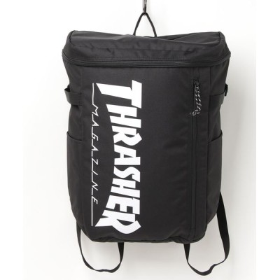 THRASHER by RIFFLEPAGE / BACK PACK BOX 25L/スラッシャー バッグパック リュックサック MEN バッグ > バックパック/リュック