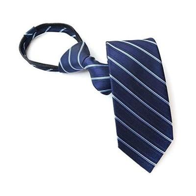 ビジネス ネクタイ ワンタッチ 2本/1本セット 簡単 装着 紳士用 ワンタッチネクタイ ジップ式簡単ネクタイ ブランド