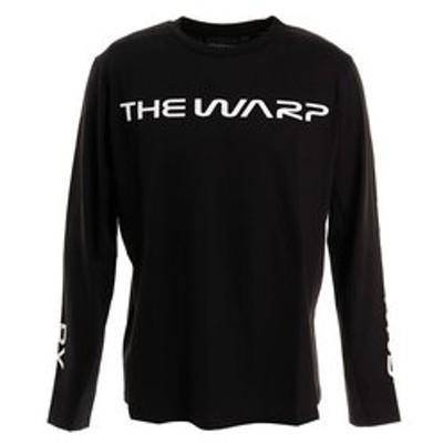 Tシャツ メンズ 長袖 Lined Sepa  WB32JB13 BLK オンライン価格