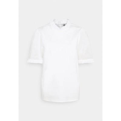 カルチャー シャツ レディース トップス ANTONIETT - Print T-shirt - spring gardenia