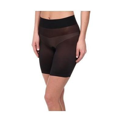 Wolford ウォルフォード レディース 女性用 ファッション 下着 ショーツ Sheer Touch Control Shorts - Black