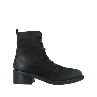 SPM SHOES&BOOTS ショートブーツ ブラック 36 革 ショートブーツ