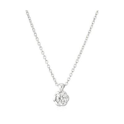 [エステール] ESTELLE ダイヤモンド K18 ホワイトゴールド ネックレス 0442-3124-0019-0000