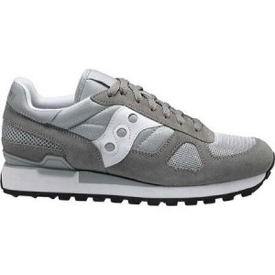 サッカニー Saucony Originals メンズ スニーカー シューズ・靴 Shadow Original Sneaker Grey/White