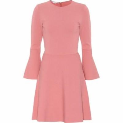 ステラ マッカートニー Stella McCartney レディース ワンピース ワンピース・ドレス Crepe minidress Dusty Hazel Rose