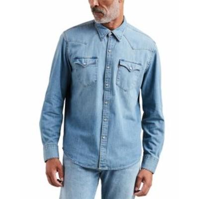 Levis リーバイス ファッション アウター Levis Premium Barstow Western Shirt