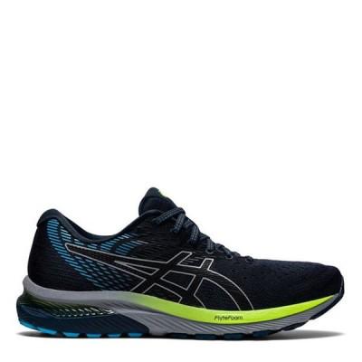 アシックス シューズ メンズ ランニング Gel Cumulus 22 Running Shoes Mens