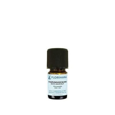 オーガニック エッセンシャルオイル グレープフルーツホワイト 5g(5.95ml)