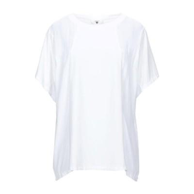 TWINSET UNDERWEAR Tシャツ  レディースファッション  トップス  Tシャツ、カットソー  半袖 ホワイト